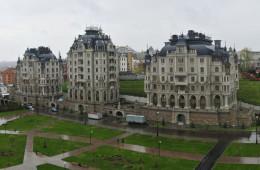 Dvortsovaya Promenade