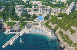 Exclusive real estate constructed by Antica