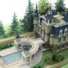 Эскизный проект «Загородный замок»