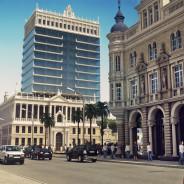 Отель на площади Европы в городе Батуми